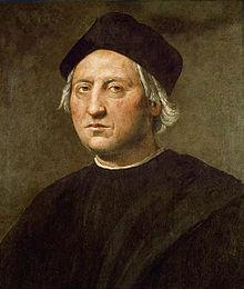 Ridolfo_Ghirlandaio_Columbus